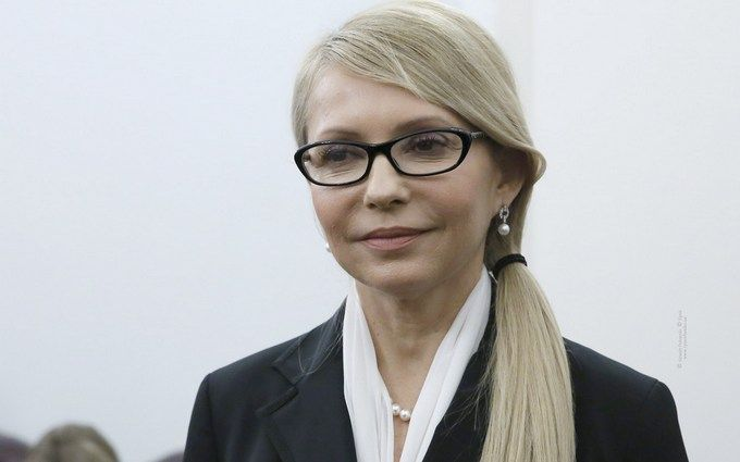Тимошенко хрестила онучку в знаменитому соборі: опубліковані фото