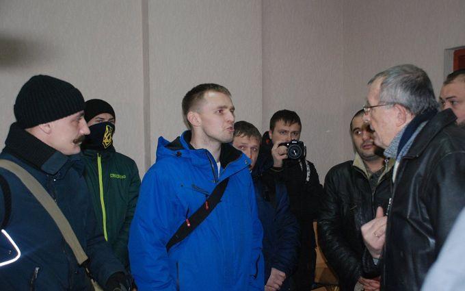 В Николаеве сорвали пропагандистскую акцию партии Медведчука: появились фото