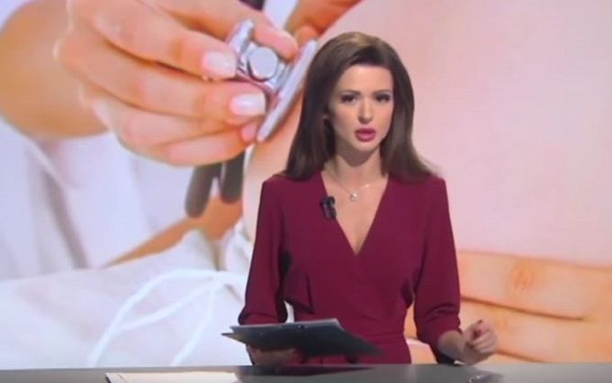 Телеведущая заплакала в прямом эфире из-за новой инициативы нардепов: появилось видео