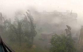 У Києві до кінця доби 8 травня очікуються грози і шквали - Укргідрометцентр