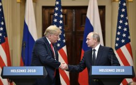 Білий дім оприлюднив єдину домовленість, досягнуту Трампом і Путіним в Гельсінкі