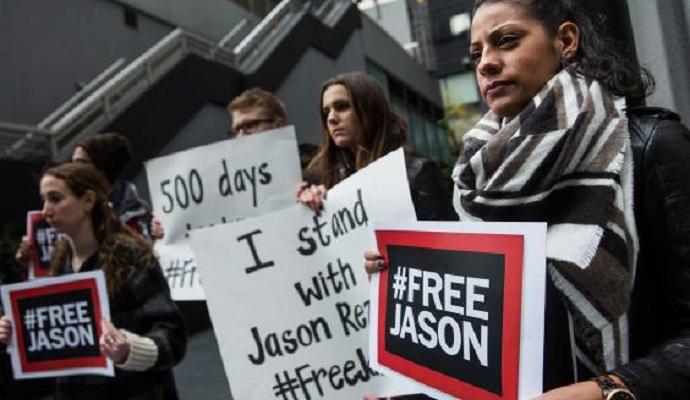 Іран звільнив чотирьох американських полонених