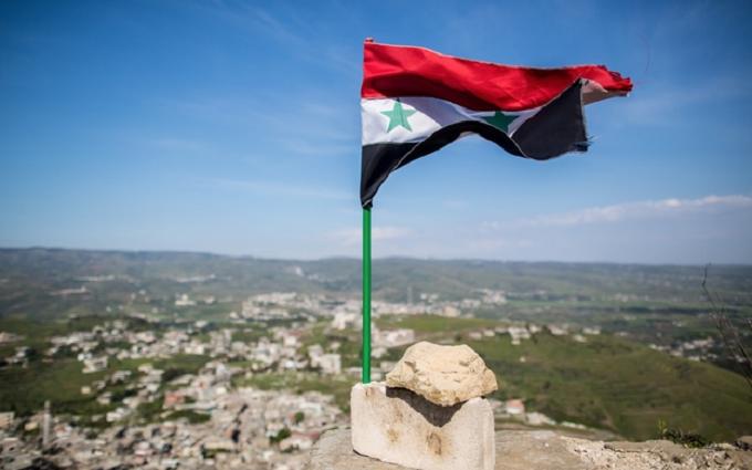 Российские журналисты в Сирии попали под артобстрел: опубликовано видео