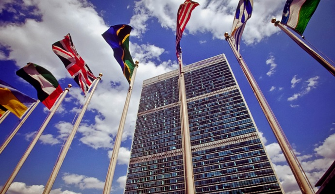 В Генассамблее ООН 15 стран лишилось права голоса