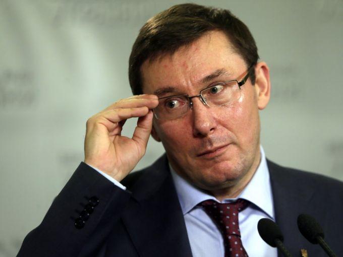 """""""Нелегальная группировка"""": Луценко резко высказался о работе НАБУ"""