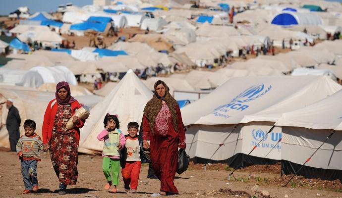 США, Германия и Великобритания выделили больше $5 млрд на помощь Сирии