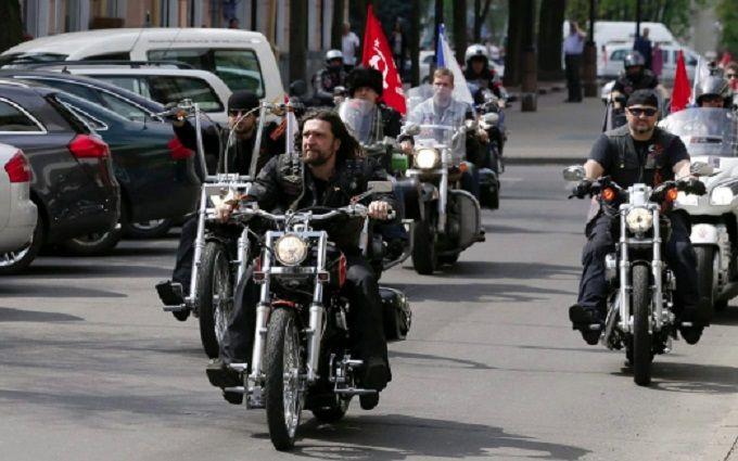 ГПСУ отслеживает перемещение русских байкеров, которые могут планировать дестабилизацию ситуации вУкраинском государстве