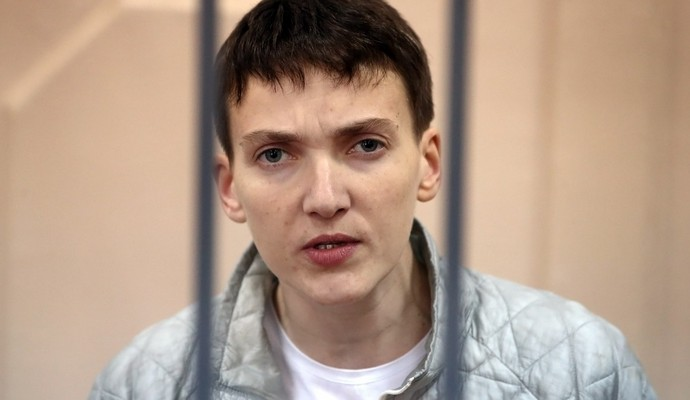 Украина готова на все конфигурации ради освобождения Савченко - Тандит