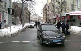 Порошенко прокомментировал ДТП со своим кортежем в центре Киева