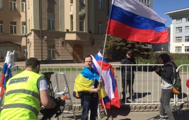 В Москве несколько тысяч противников Путина вышли на митинг: появились фото (1)