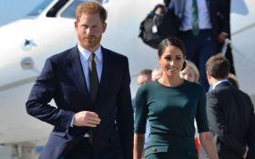 У літак принца Гаррі і Меган Маркл потрапила потужна блискавка: шокуючі подробиці
