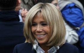 Номер журналу Elle з інтерв'ю першої леді Франції встановив рекорд продажів