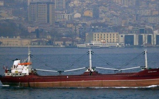 Біля узбережжя Іспанії затримали судно зтоннами гашишу та11 українцями