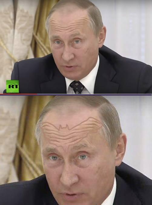 У Росії жорстоко посміялися над Путіним: з'явилися фото (1)