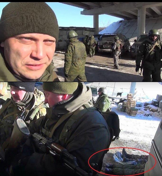 РосТВ опозорилось с главарем ДНР на неожиданном фоне: появились фото и видео (4)