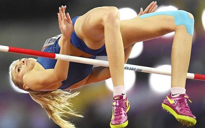 Украинская легкоатлетка завоевала почетную награду на престижном турнире в Париже