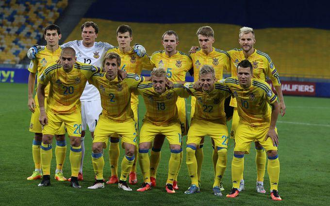 Після першого матчу Шевченка Україна виросла в світовому рейтингу