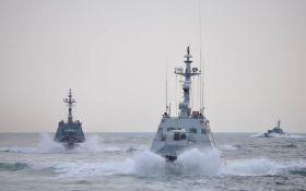 Кораблі РФ в Чорному морі стежать за американським есмінцем - перші подробиці