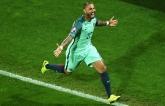 Португалия вырвала у Хорватии победу в 1/8 финала Евро-2016: опубликовано видео