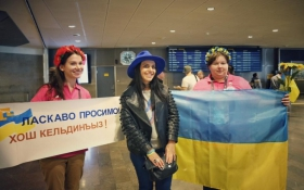 Джамала уже прилетела в Стокгольм: опубликованы фото
