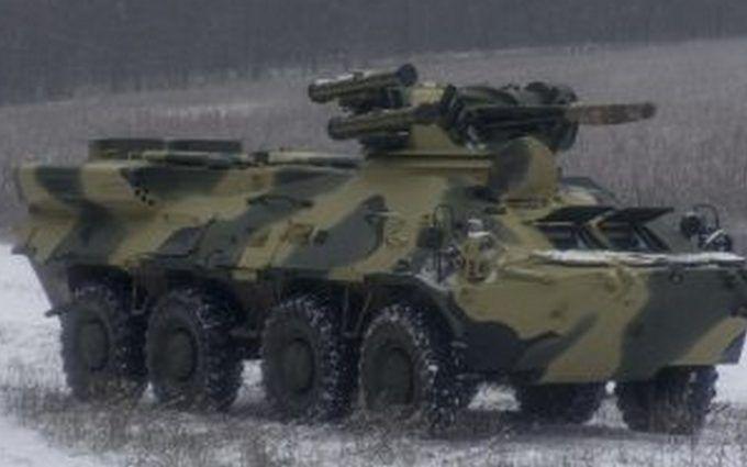 В Украине создали новый бронетранспортер из натовской стали: первые фото