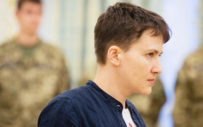 Савченко відповіла ватажкам ДНР-ЛНР і зробила їм пропозицію: з'явилося відео