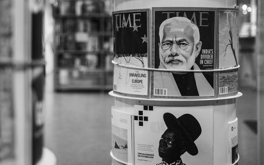 Что это значит - журнал Time возмутил сеть жуткой обложкой
