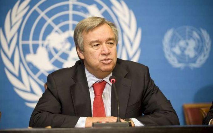Названо ім'я нового генерального секретаря ООН