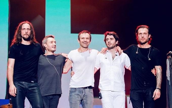 """""""Океан Ельзи"""" виступив з масштабним концертом в Одесі: з'явилися фото та відео"""