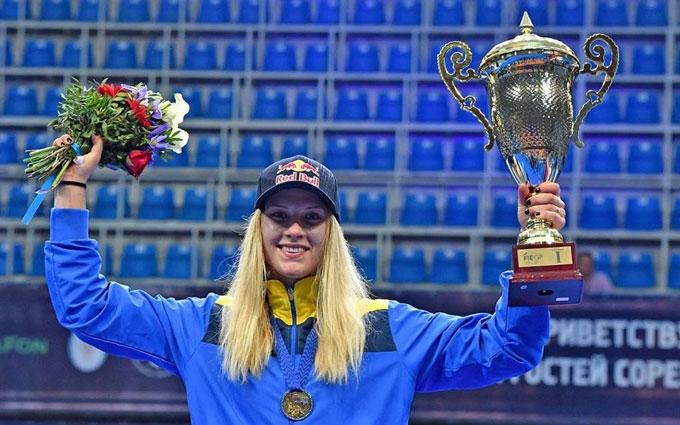 Легендарна українка Харлан феєрично завоювала Москву: опубліковано відео