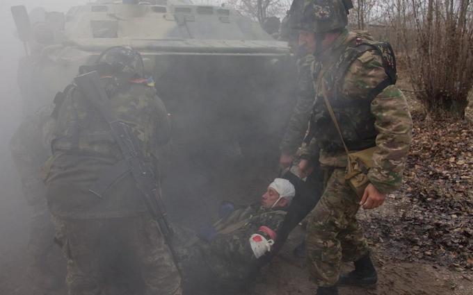 Названы новые цифры потерь украинских военных на Донбассе