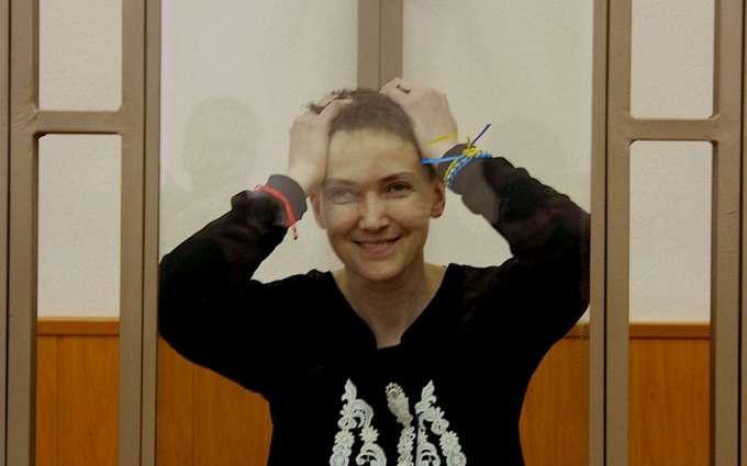 Приговор Савченко: видео и все подробности