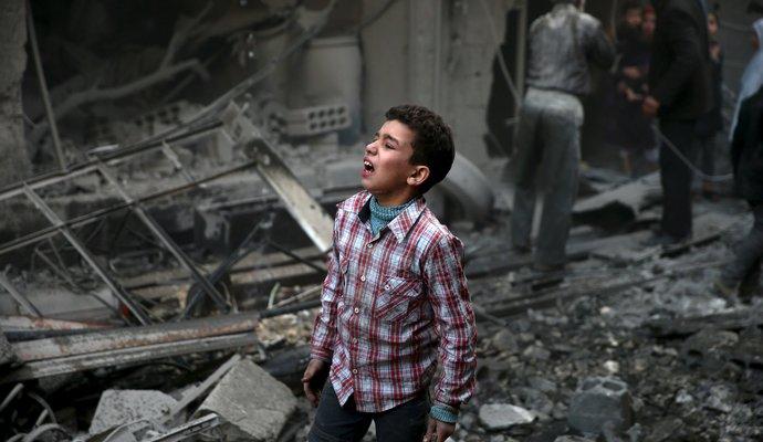 Сотні тисяч людей в Сирії можуть померти від голоду