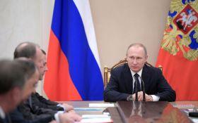 Война на Донбассе: Путин сделал выпад в адрес Украины, в сети посмеялись