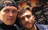 Усик: не вижу, чем Ригондо может победить Ломаченко