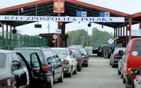 Польша закрывает пешеходный пункт пропуска с Украиной: названа причина