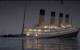 "В Великобритании за рекордную сумму продали меню первого обеда на ""Титанике"""