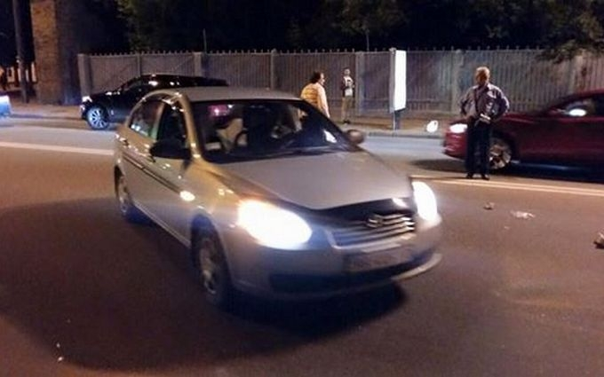 У соцмережах шукають винуватця резонансного ДТП в Києві: опубліковані фото