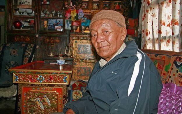 Мустанг — затерянное королевство Тибета (1)