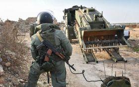 Російський блогер показав фото путінських військових в Сирії і викликав гнів у мережі