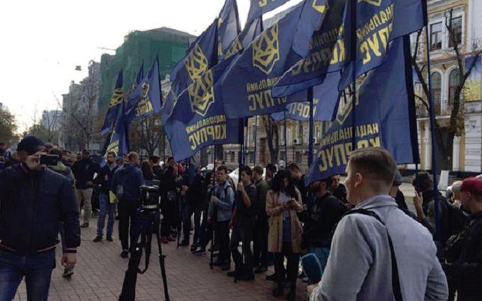 """""""Нацкорпус"""" готує масштабну акцію на Майдані - в США попереджають про можливе насильство"""