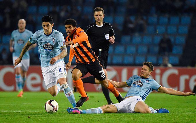 Сельта - Шахтар - 0-1: Відео огляд матчу