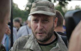 Ярош анонсував повернення Україною окупованого Донбасу