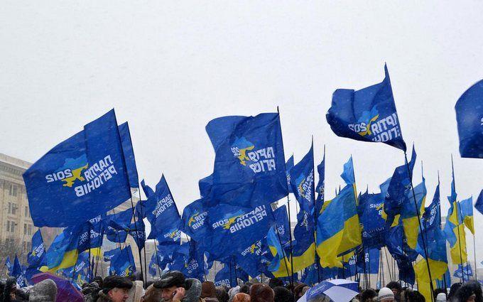 Партію регіонів викрили ще в одній проросійській дії на Донбасі