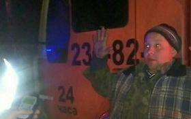 Под Киевом пьяный водитель эвакуатора устроил гонки: появились фото