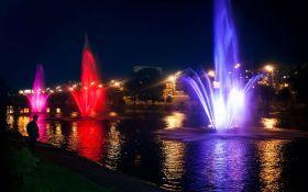 С 1 мая в Киеве заработают свето-музыкальные фонтаны