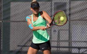 Юна українська тенісистка пробилася у фінал дорослого турніру в Австралії