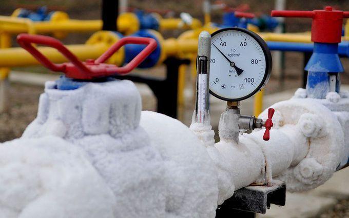 Какое место занимает Украина в Европе по залежам газа