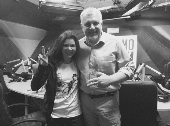 Українська співачка розповіла про можливу причину загибелі Шеремета (1)