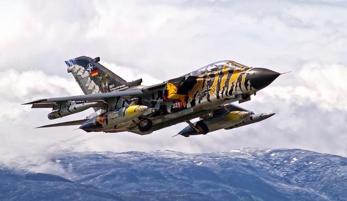 Германия начала военную операцию в Сирии и Ираке